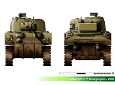 M4 Sherman (early production model)