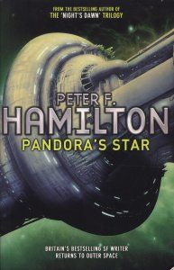One of the best space operas in a long time, almost rivaling Banks as a storyteller. Pandora's Star was science fiction on a large scale, also in length.