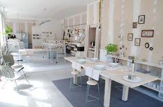 Unusual restaurant concept 'De Culinaire Werkplaats' | #Amsterdam West