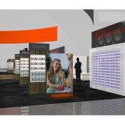 CELL017 – 40×100 Trade Show Exhibit Rental