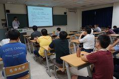 1040702邀請畢業校友-陳嘉宏總經理(原創生醫股份有限公司)進行業界專家專題演講暨校友職涯經驗分享座談
