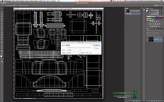 Maya 2014 Texture Tip for UV Mapping Tutorial by Stuart Christensen