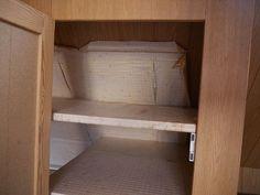 Bookcase, Shelves, Home Decor, New Homes, Closet, Shelving, Decoration Home, Room Decor, Book Shelves