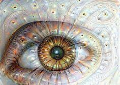 Deep Dream Eye 2 by KLMjr. #eye #eyes #sight #trippy #deepdream #digitalart #digitalmanipulation #photoart by kendrofious_morificus