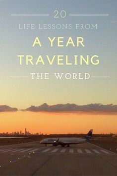 What I learned from 16 countries, 3 continents, and 365 days. What to pack, how to handle money, and why you should always pack your own corkscrew.