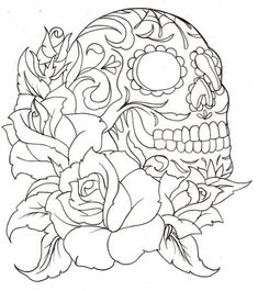 Tattoo Coloring Book Pages Fresh Tattoo Coloring Pages Printable – Coloring Pages Adult Coloring Pages, Rose Coloring Pages, Tattoo Coloring Book, Coloring Pages For Grown Ups, Coloring Pages To Print, Printable Coloring Pages, Coloring Books, Kids Coloring, Free Coloring