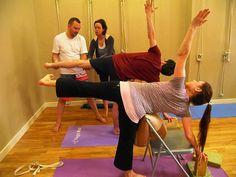 86 best iyengar yoga chair standing poses images in 2016