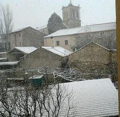 Pequeña nevada