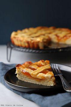 Kuchen de mermelada – Mi Diario de Cocina Waffles, Pie, Keto, Baking, Breakfast, Desserts, Recipes, Food, Places