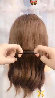 hairstyles for long hair videos| Hairstyles Tutorials Compilation 2019 | Part 62 <br> Easy Work Hairstyles, Little Girl Hairstyles, Elegant Hairstyles, Hairstyles For School, Braided Hairstyles, Beautiful Hairstyles, Easy Hairstyle, Natural Hairstyles, Toddler Hairstyles