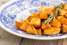 Gebakken Zoete Aardappel uit de Oven #jammie #healthystuff