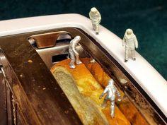Dori Mi, Minyatür sanatı heykelcik - Imgur Albüm