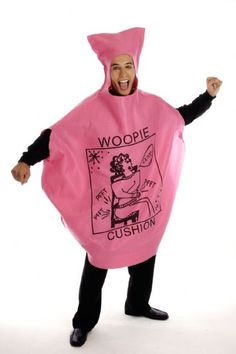 3e55dddb6e  Whacky Whoopie  Cushion Fancy Dress (Wicked FN-8601) Role Play Outfits
