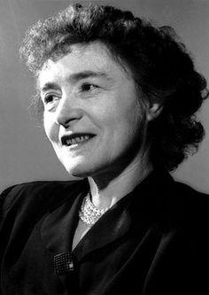 La bioquímica Gerty Cori (1896-1957) nació un 15 de agosto