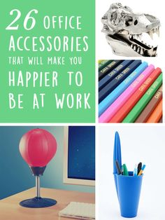 26 Desk Accessories That Will Make You Happier To Be At Work
