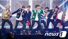 BTS at 2015 Asia Dream Concert