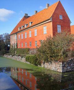 Krapperup Slott, Nyhamnsläge, Sweden