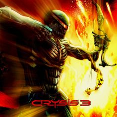 Crysis 3 Action Shot    by Sob666
