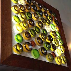 Wine bottle light by eva.victoria1