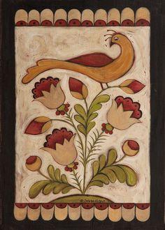 Teresa Kogut, Bird of Paradise