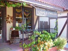 Spirit of Wine: Visiting Lucas & Lewellen Vineyards Tasting Room, Solvang, Santa Ynez Valley, CA