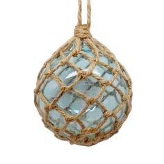 You'll have the best seasonal décor with the 100 MM GLASS NET BLUE BALL. To purchase, and find more affordable Individual & Novelty Ornaments, visit your local At Home store. Blue Christmas Decor, Nautical Christmas, Indoor Christmas Decorations, Beach Christmas, All Things Christmas, White Ornaments, Christmas Tree Ornaments, Seasonal Decor, Holiday Decor