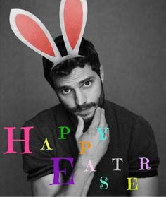 My favorite Easter Bunny