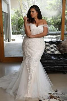 Plus size wedding gowns 2018 Kris (2)