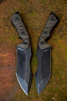 ABSINTHE BOGEYs - Torbѐ Custom Knives