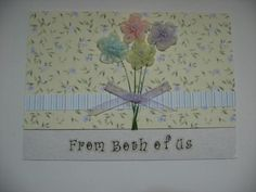Birthday Card (feminine)