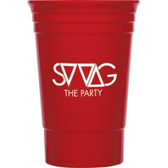 This popular party cup is made in the USA, is single wall with large imprint area, comes in 9 great colors and is perfect for the big game, parties and so much more!