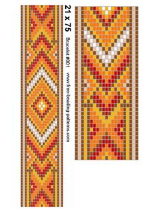 154 different designs for woven, knitted, crochet and embroidery Beading Patterns Free, Seed Bead Patterns, Peyote Patterns, Loom Bracelet Patterns, Bead Loom Bracelets, Native American Beadwork, Native Beadwork, Tablet Weaving, Bead Weaving