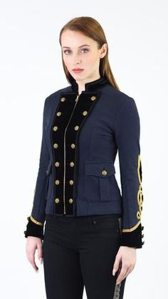 "SOLD OUT | Ralph Lauren Officer's Jacket | The Mercantile Co. – tagged ""Outerwear"""