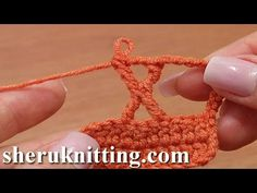 The X Crochet Stitch Tutorial 29 Treble Crochet Posts Treble Crochet Stitch, Crochet Cross, Crochet Stitches, Knit Crochet, Crochet Basics, Crochet For Beginners, Half Double Crochet, Single Crochet, Crochet Hook Sizes