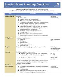 Online Event Planning Checklist | Organisation | Pinterest | Event ...