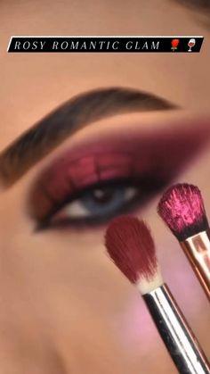 Smoke Eye Makeup, Cute Eye Makeup, Makeup For Brown Eyes, Gorgeous Makeup, Love Makeup, Makeup Inspo, 1920s Makeup Look, Awesome Makeup, Flawless Makeup