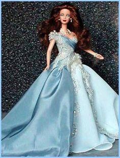 Beautiful OOAK Barbie by ovaz