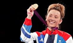 Jade Jones - Britain's first taekwondo olympic gold medal, in the women's 57 kg category