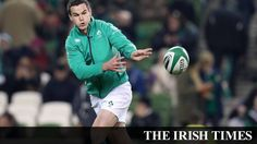 Johnny Sexton ruled out of Ireland's Six Nations opener against Scotland - Irish Times