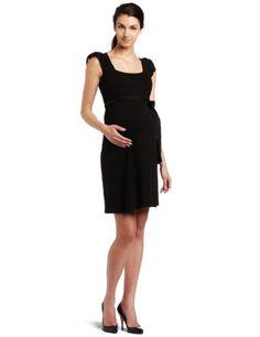 Jules & Jim Women`s Maternity Fashion Short Sleeve Dress $60.00