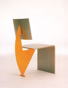 Shigeru Uchida and Studio 80, Chair #2, for Gallery 91
