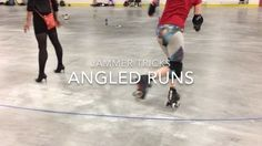 Late-night editing for my latest jammer tricks video. Thanks to Miracle Whips from Montreal Roller Derby for reminding me I needed to make a how-to for this crazy run, and thanks to Shreddy Roosevelt and Fuhg from PRD for guest-starring! #jammertricks #rollerderby #mtlrollerderby #fasterskates #rdjunkies