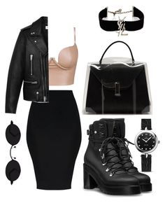 """PlainJane"" by sheneeayers on Polyvore featuring Valextra and Yves Saint Laurent"