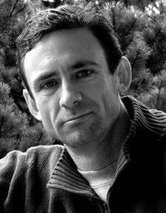 Chuck Palahniuk, author of the superb Fight Club, as well as a number of other great books. A unique voice, and the finest American author of his generation imho.