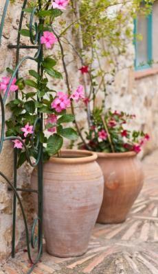 Mediterranean patio ideas