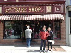 Carlo's Bake Shop in Hoboken...