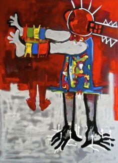 Guinea, from Fabrice Monteiro Contemporary African Art, Various Artists, Art Fair, Wonderful Places, Moose Art, Mixed Media, Textiles, Painting, Animals
