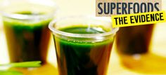 Is wheatgrass a superfood? - NHS Choices says no