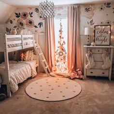 """Fantastic """"modern bunk beds for boys room"""" info is offered on our site. Check it out and you wont be sorry you did. Twin Girl Bedrooms, Bunk Beds For Girls Room, Little Girl Rooms, Girls Bedroom, Bed Rooms, Twin Girls, Girl Bedroom Designs, Room Ideas Bedroom, Bed Designs"""