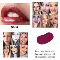 Napa LipSense www.facebook.com/liplovebynadine